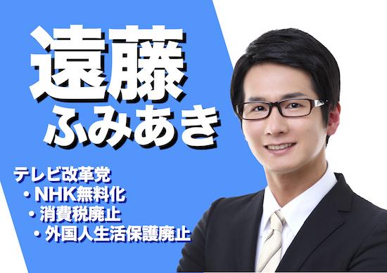 改革 党 テレビ