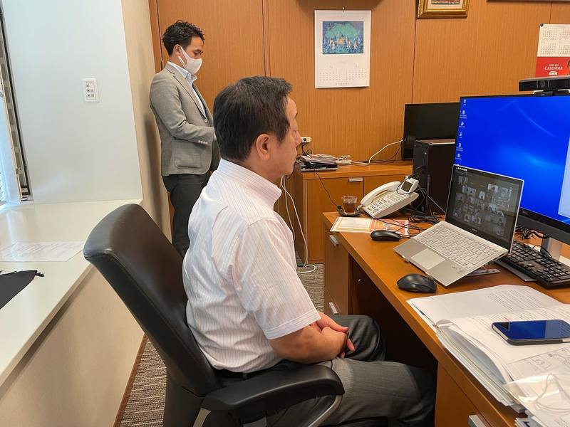 愛知県オンライン研修会で、中央情勢報告をさせていただきました。 - そのだ修光(ソノダシュウコウ)   選挙ドットコム